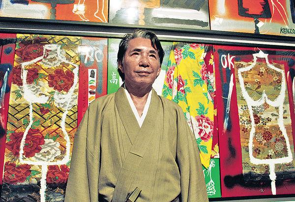 時尚品牌Kenzo創辦人 81歲高田賢三染疫亡