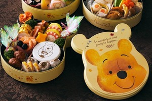 【迪士尼精品】日本迪士尼推出多款小熊維尼精品 超可愛造型便當/釘書機等實用品