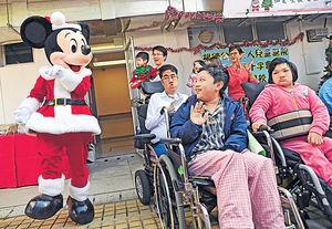 迪士尼義工拍故事影片 疫下送歡樂到社區