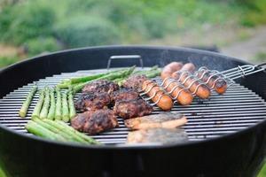 【BBQ食物卡路里】23大BBQ燒烤食物卡路里排行榜 第1位熱量等於1.5碗飯!貢丸第6/香腸第7