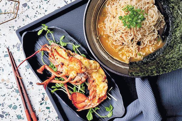 朗豪坊「筷趣一町」 煮出創意即食麵