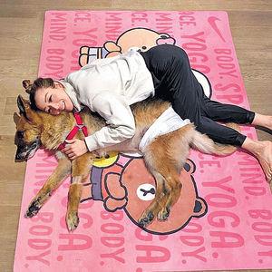派洋蔥 網上千字文悼離世愛犬 鄭秀文︰牠喜歡家人積極快樂