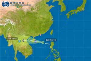 【8號風球2020】颱風浪卡襲港天文台掛3號波!風暴名稱唔係亂改 浪卡原來係水果?