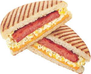麥當勞新餐肉系列美食 低脂低鈉更健康