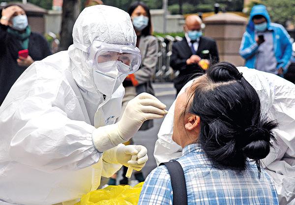青島12宗個案 與胸科醫院有關