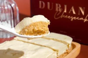 【榴槤蛋糕】香港都食到泰國直送金枕頭芝士蛋糕!人氣急凍榴槤甜品Ivan Factory登陸一田超市