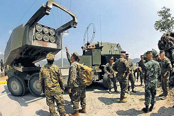 美擬向台售三批軍備 中方促停止