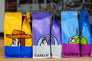 【台灣手信】台灣人氣咖啡店推限定Toy Story咖啡產品 三眼仔/胡迪/薯蛋頭/勞蘇/巴斯濾掛咖啡+咖啡豆