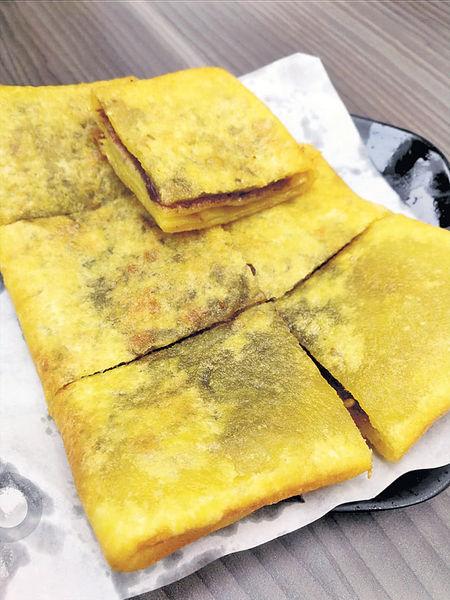 消失氣場的食店#豆沙窩餅