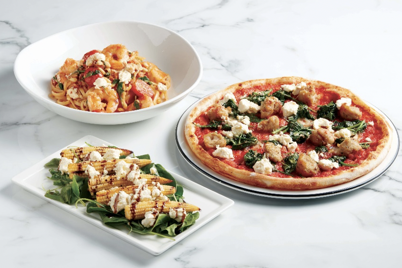 PizzaExpress推出IG濾鏡遊戲優惠活動 用濾鏡拍攝即享七折優惠/全新菲達芝士菜式/穿粉紅色衣物送飲品
