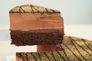 【蛋糕推介】濃度達85%!試食網店招牌里斯本朱古力蛋糕 用4款法國名牌朱古力製造/口感超Creamy
