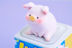 【Lulu豬 香港/罐頭豬公仔】罐頭豬豬Lulu經典系列第二代登場 罐裝限定方塊豬/隱藏版朱古力Lulu豬/6款全新可愛Lulu豬