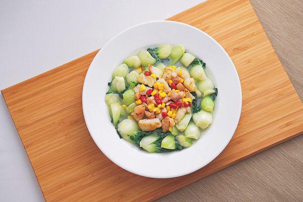 龍鳳金粟泡時菜(6人分量)