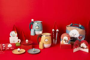 【聖誕禮物2020】Pacific Coffee聯乘本地品牌Fluffy House 推出聖誕節環保隨行杯/矽膠杯蓋