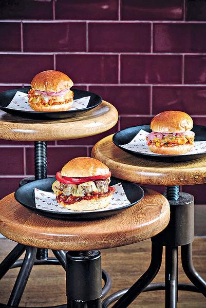 Pret A Manger 首推巧製漢堡包