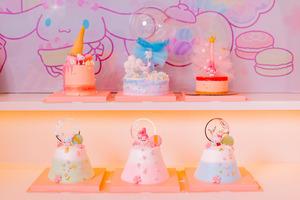 【自助烘焙】自助烘焙店Bakebe聯乘Sanrio推出限定蛋糕 自製超可愛Hello Kitty/Melody/玉桂狗蛋糕
