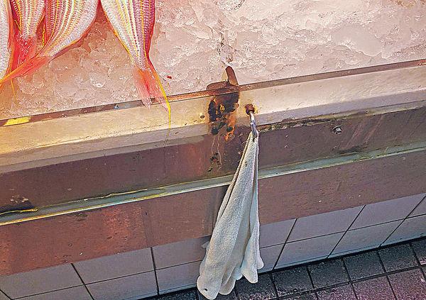土瓜灣魚檔共用毛巾 全港首宗被控