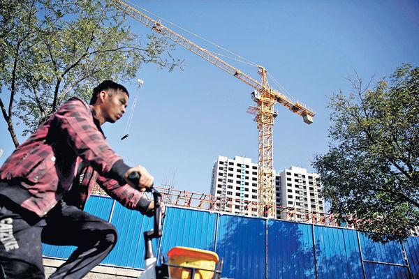 內地第三季經濟增4.9% 遜市場預期
