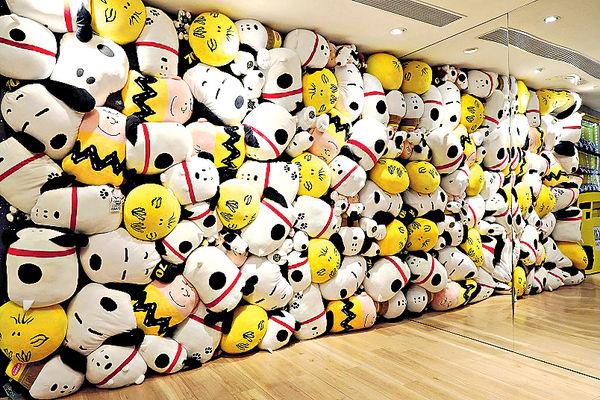1011SIPTEA登陸新城市廣場 設Snoopy太空漫遊打卡點