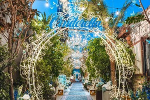 【灰姑娘2021】澳洲悉尼The Grounds期間限定灰姑娘主題餐廳 Cinderella星光花園/南瓜車/打卡甜品