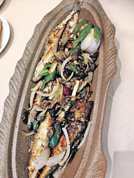 200個菜譜#歐式煎焗胡瓜魚