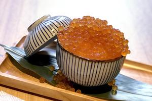 【旺角優惠】推廣期7折!日本餐廳「丸十」推出期間限定新品 超足料三文魚籽爆丼飯