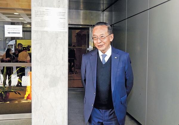 潘樂陶涉僭建罪成後上訴 官押後判決