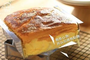 【蛋糕食譜】雙重芝士口感!4步整出超鬆軟甜品食譜  微脆皮芝士蛋糕