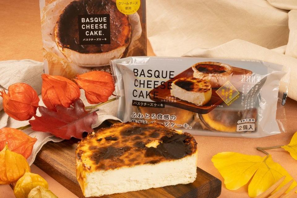 【巴斯克芝士蛋糕香港】日本人氣品牌Mireica甜品!迷你版北海道巴斯克芝士蛋糕citysuper超市都買到