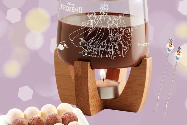 【Häagen-Dazs優惠】Häagen-Dazs雪糕火鍋套裝限時75折優惠 FROZEN主題火鍋爐配雪寶叉球+16球雪糕