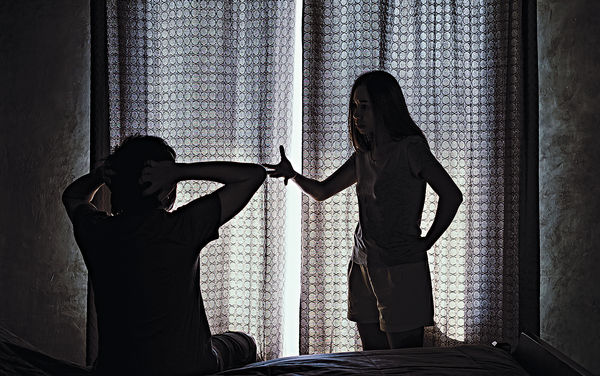 受虐男士多啞忍 半數高學歷高收入 普遍3年以上才求助 有個案拖10年始離婚