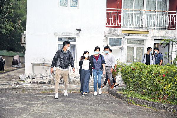「學生動源」3前成員 涉煽動分裂國家被捕 鍾翰林美使館附近遭帶走