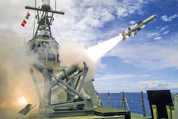 先發制人威脅大陸沿海地區 美售台「魚叉」岸基反艦導彈