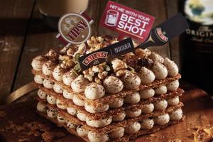 【甜酒蛋糕】Urban Bakery首度聯乘Baileys!推出百利甜酒蛋糕/拿破崙甜品