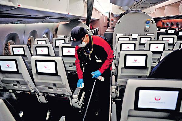 航空業第四季難復甦 全球350萬人恐失業