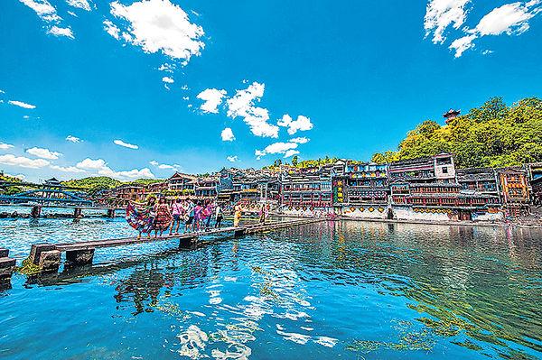 續談中國最美古鎮