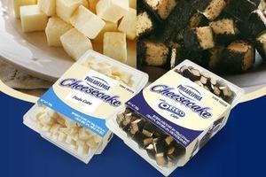 【韓國零食】韓國熱賣Oreo一口芝士蛋糕 濃郁芝士粒充滿朱古力餅碎超吸引!