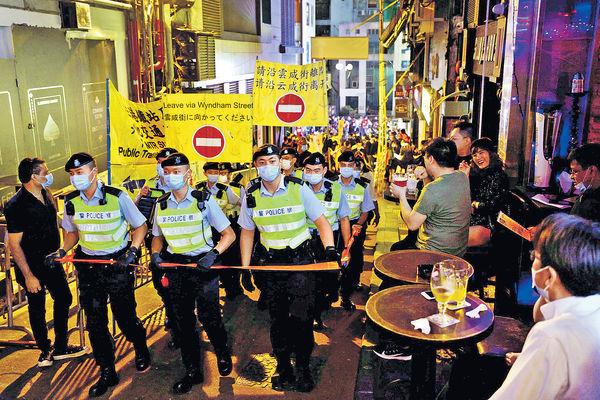 萬聖節11酒吧54客 涉違禁令遭票控