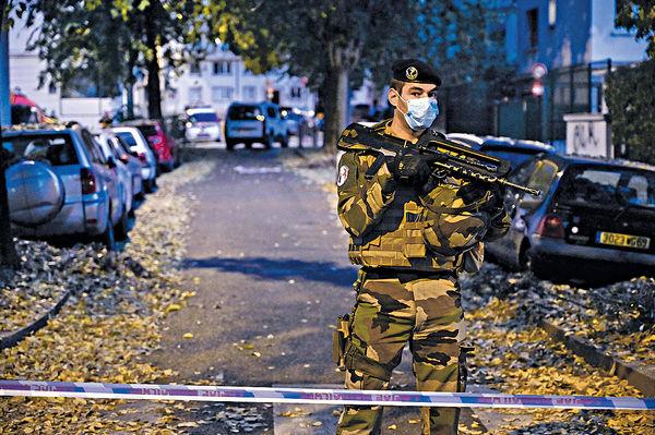 里昂東正教神父遭槍擊 法警拘捕一疑犯
