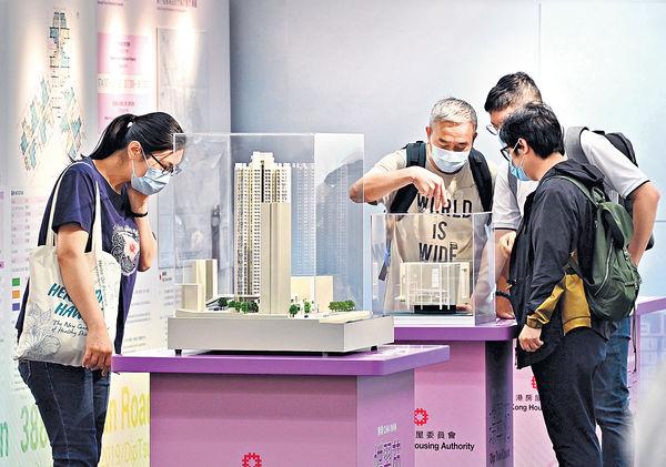新一期綠置居賣剩1700伙 單身人士可選購 準買家:單位細望墳景不吸引