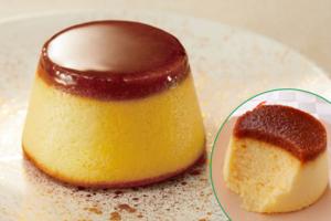 【日本便利店 2020/日本FamilyMart 2020】日本便利店焦糖布丁芝士蛋糕甜品 軟綿芝士+Q彈布甸口感!