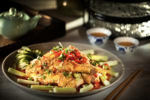 【酒店自助餐2020】都會海逸酒店推出「麻‧酸‧辣」海鮮自助晚餐  任食多款麻辣小菜/即開生蠔/抹茶及燕窩主題甜點