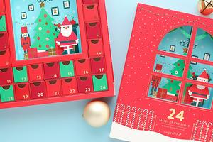 【聖誕禮物推薦2020】聖誕禮物推薦!Sugarfina聖誕倒數月曆 一次試勻24款糖果朱古力