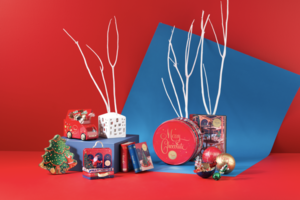 【聖誕禮物2020】Venchi推出全新聖誕系列禮品 倒數巧克力月曆/巧克力吊飾/木製聖誕禮物籃