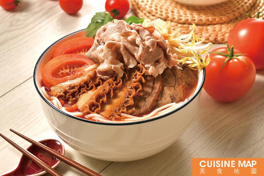 米線陣 味道鮮決 番茄湯底最出色