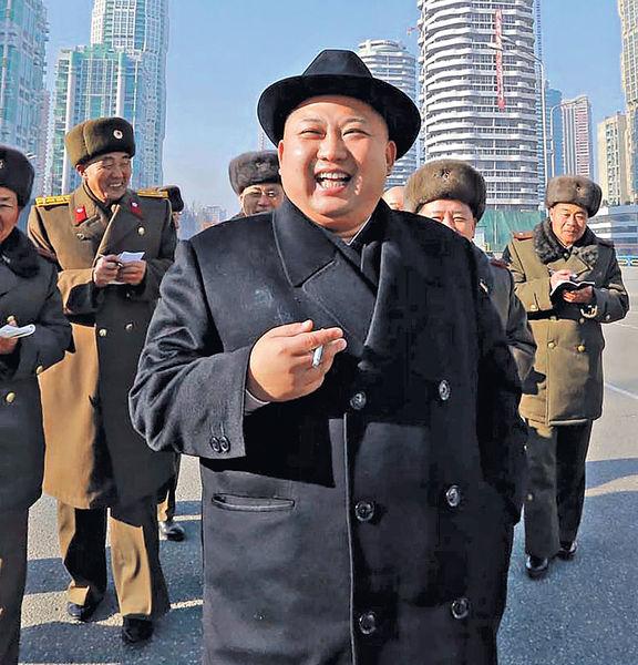 北韓推禁煙法 金正恩或受限
