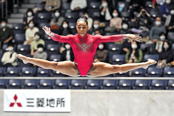 東京體操四國賽 為奧運試水溫
