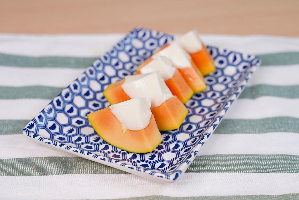 【甜品食譜】3步新手零失敗滋潤甜品  木瓜鮮奶凍食譜