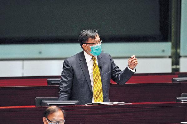 議員要求討論港台編導被捕 何君堯稱會作考慮