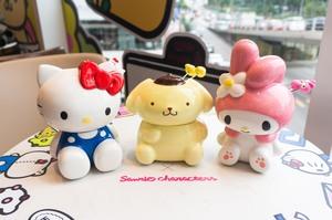 【銅鑼灣美食】Häagen-Dazs聯乘Sanrio推出雪糕火鍋/雪糕蛋糕/冰袋 布甸狗/Hello Kitty/Melody
